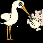 産婦人科(長男の場合)
