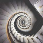 階段スパイラル