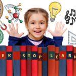 習い事は子どもの知的好奇心を育ててから!学力向上のカギは親の習慣