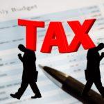 確定申告 e-taxで申請できずに税務署へ!?