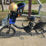 乳幼児座席とヘルメットの効果 ~電動自転車ごと転倒した息子の話し~