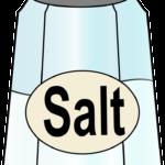 食塩中毒を甘く見ていませんか? ~赤ちゃんと塩の関係~