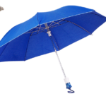 便利な折りたたみ傘 うっかりミスで大変なことに・・・